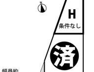 H・I 区画図
